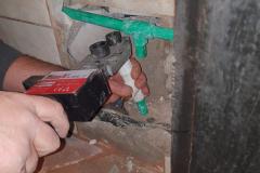 Zamena ventila u zidu