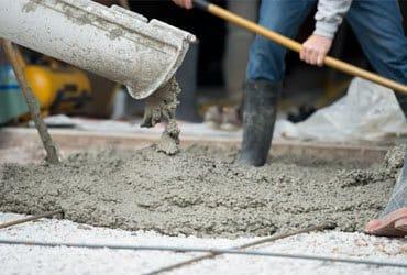 Salovanje, betoniranje i armiranje