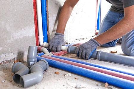 Postavljanje vodovodne instalacije u kupatilu