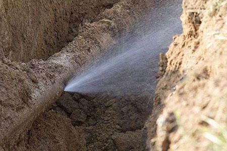 Pronalaženje kvara u okviru kanalizacionih cevi