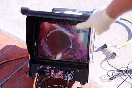 Snimanje vodovodnih cevi