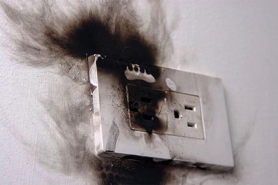 Električna oštećenja
