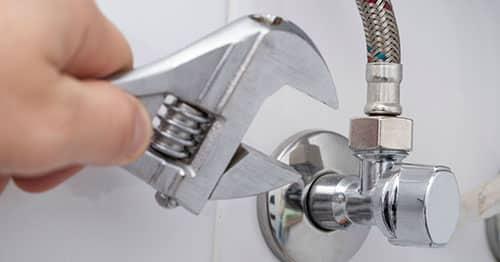 Zamena svih vrsta ventila bez zatvaranja vode