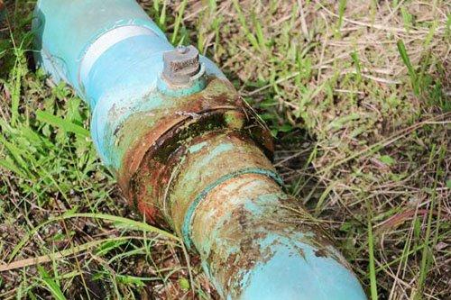 Zamena ventila na spoljnim cevima i instalacijama