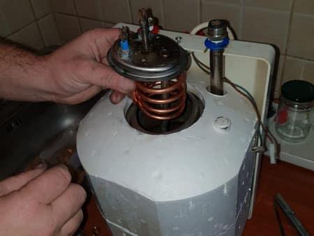 Servis kuhinjskog bojlera
