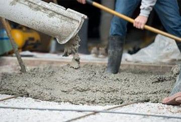 Šalovanje, betoniranje i armiranje