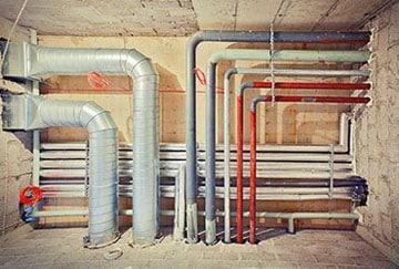 Vodovod i kanalizacija – Izravnajući slojevi ručno i mašinski